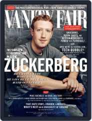 Vanity Fair UK (Digital) Subscription September 15th, 2015 Issue