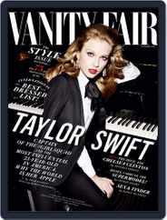 Vanity Fair UK (Digital) Subscription August 11th, 2015 Issue