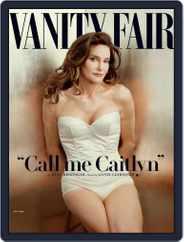 Vanity Fair UK (Digital) Subscription July 1st, 2015 Issue
