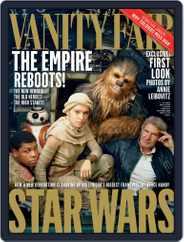 Vanity Fair UK (Digital) Subscription June 1st, 2015 Issue