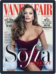 Vanity Fair UK (Digital) Subscription May 1st, 2015 Issue
