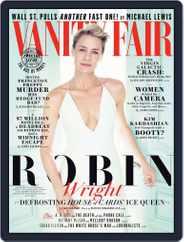 Vanity Fair UK (Digital) Subscription April 1st, 2015 Issue