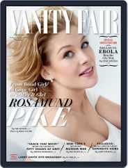 Vanity Fair UK (Digital) Subscription January 13th, 2015 Issue