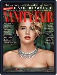 Vanity Fair UK (Digital) Subscription October 14th, 2014 Issue
