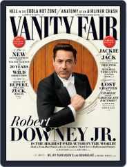 Vanity Fair UK (Digital) Subscription September 16th, 2014 Issue