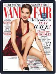 Vanity Fair UK (Digital) Subscription June 17th, 2014 Issue