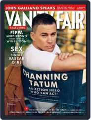 Vanity Fair UK (Digital) Subscription June 11th, 2013 Issue