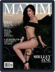 Maxim South Africa (Digital) Subscription January 1st, 2018 Issue