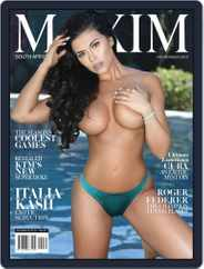 Maxim South Africa (Digital) Subscription November 1st, 2017 Issue