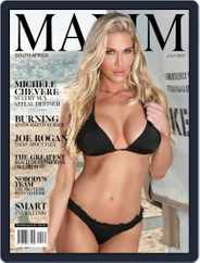 Maxim South Africa (Digital) Subscription July 1st, 2017 Issue