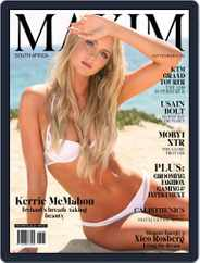 Maxim South Africa (Digital) Subscription September 1st, 2016 Issue