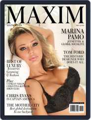 Maxim South Africa (Digital) Subscription April 25th, 2016 Issue