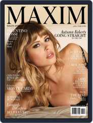 Maxim South Africa (Digital) Subscription December 24th, 2015 Issue