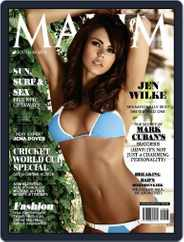 Maxim South Africa (Digital) Subscription February 28th, 2015 Issue