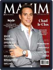 Maxim South Africa (Digital) Subscription December 31st, 2014 Issue