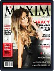 Maxim South Africa (Digital) Subscription May 31st, 2014 Issue