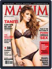 Maxim South Africa (Digital) Subscription April 21st, 2014 Issue