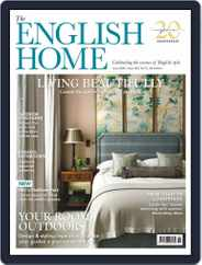 The English Home (Digital) Subscription June 1st, 2020 Issue