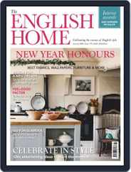 The English Home (Digital) Subscription January 1st, 2020 Issue