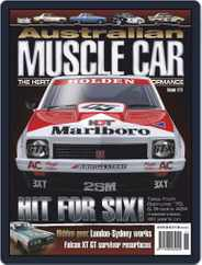 Australian Muscle Car (Digital) Subscription August 1st, 2019 Issue