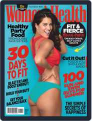 Women's Health South Africa (Digital) Subscription November 1st, 2019 Issue
