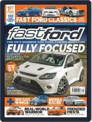Fast Ford (Digital) Subscription December 1st, 2019 Issue