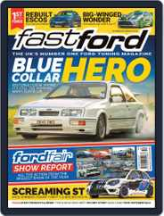Fast Ford (Digital) Subscription October 1st, 2019 Issue
