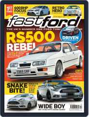 Fast Ford (Digital) Subscription July 1st, 2019 Issue