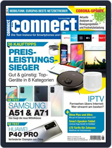 Connect June 1st, 2020 Digital Back Issue Cover