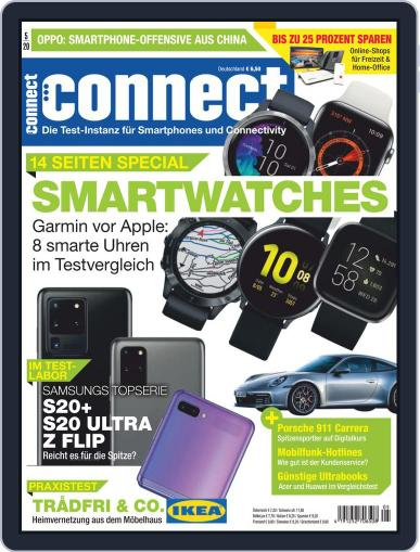 Connect May 1st, 2020 Digital Back Issue Cover