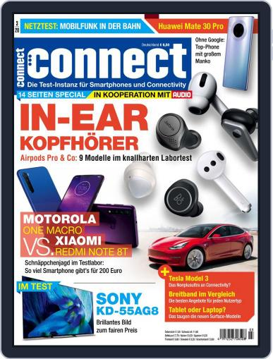 Connect March 1st, 2020 Digital Back Issue Cover