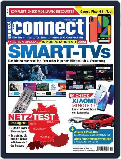 Connect January 1st, 2020 Digital Back Issue Cover