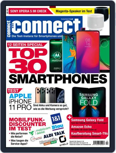 Connect December 1st, 2019 Digital Back Issue Cover