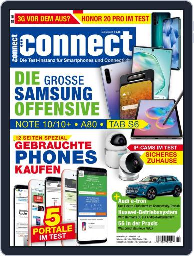 Connect October 1st, 2019 Digital Back Issue Cover