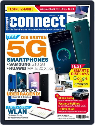 Connect September 1st, 2019 Digital Back Issue Cover