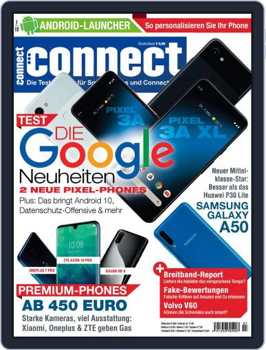 Connect July 1st, 2019 Digital Back Issue Cover