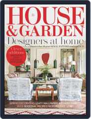 House and Garden (Digital) Subscription May 1st, 2020 Issue