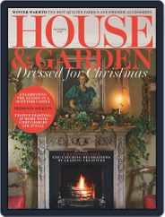 House and Garden (Digital) Subscription December 1st, 2019 Issue