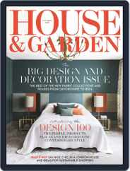 House and Garden (Digital) Subscription October 1st, 2019 Issue