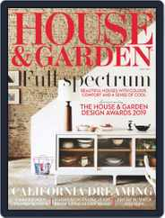 House and Garden (Digital) Subscription July 1st, 2019 Issue