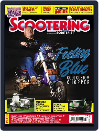 Scootering (Digital) July 1st, 2020 Issue Cover
