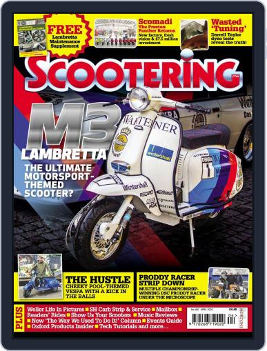 Scootering (Digital) April 1st, 2020 Issue Cover