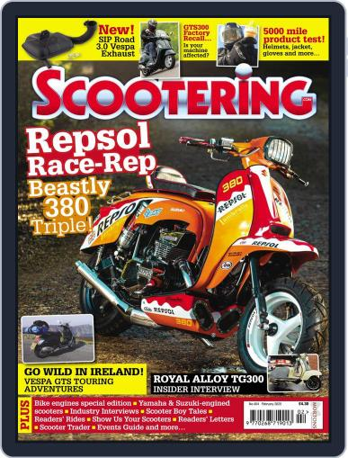 Scootering (Digital) February 1st, 2020 Issue Cover
