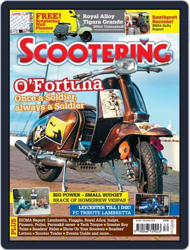 Scootering (Digital) December 1st, 2019 Issue Cover