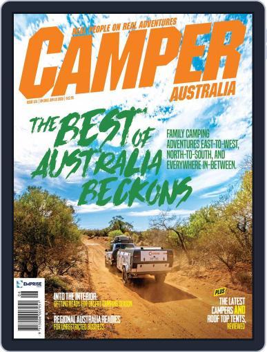 Camper Trailer Australia (Digital) June 1st, 2020 Issue Cover