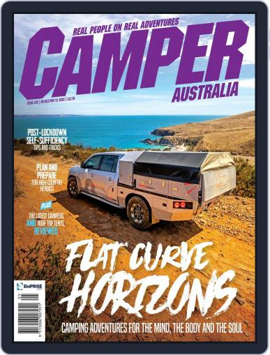 Camper Trailer Australia (Digital) May 1st, 2020 Issue Cover