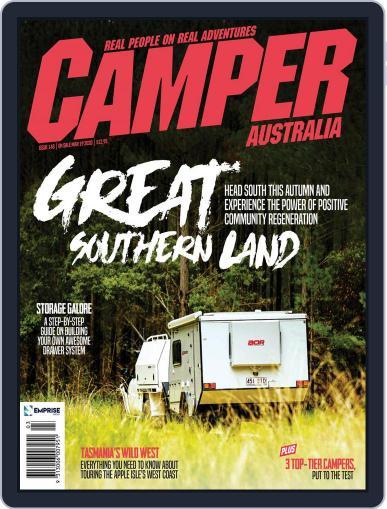 Camper Trailer Australia (Digital) April 1st, 2020 Issue Cover