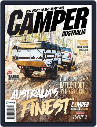 Camper Trailer Australia (Digital) March 1st, 2020 Issue Cover