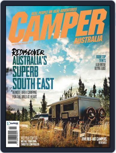 Camper Trailer Australia (Digital) November 1st, 2019 Issue Cover