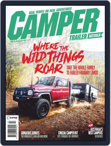 Camper Trailer Australia (Digital) July 1st, 2019 Issue Cover